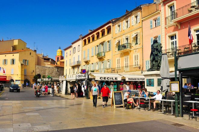 A Weekend In Saint Tropez 7 Things To Do In Saint Tropez France place des lices