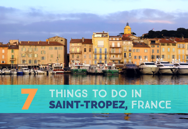 A Weekend In Saint Tropez cover
