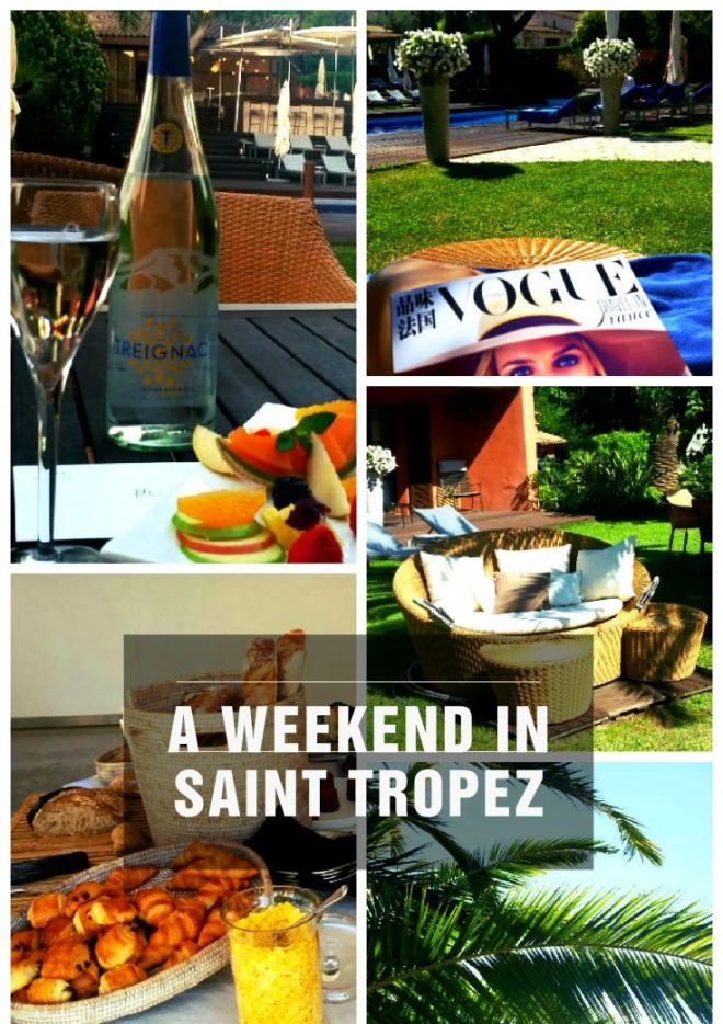 A Weekend in Saint Tropez misstouristcom