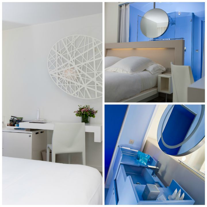 Benkirai hotel Saint Tropez resort