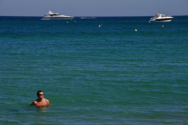 saint tropez beaches
