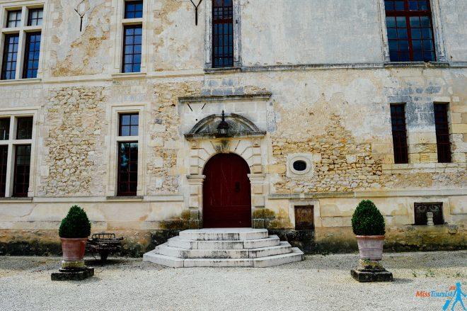 Chateau saint Emilion region