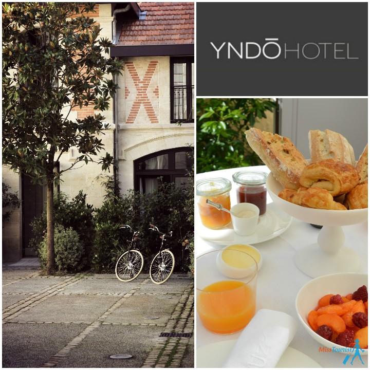 Hotel Yndo Bordeaux 5 etoiles