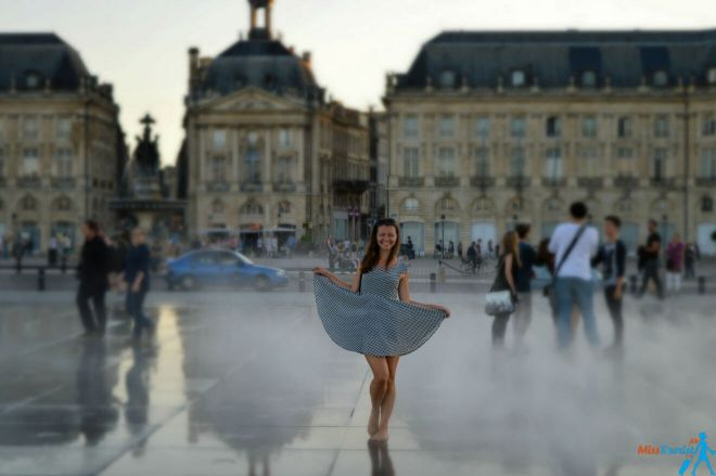 Place de la bourse Bordeaux