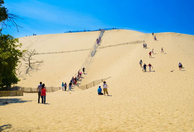 Things to do in Bordeaux - the ultimate guide pilat dune