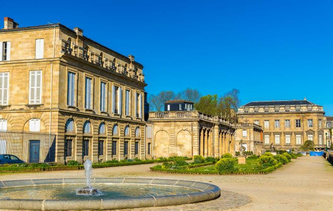 Things to do in Bordeaux - the ultimate guide public garden