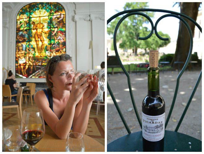 maison du Vin Bordeaux