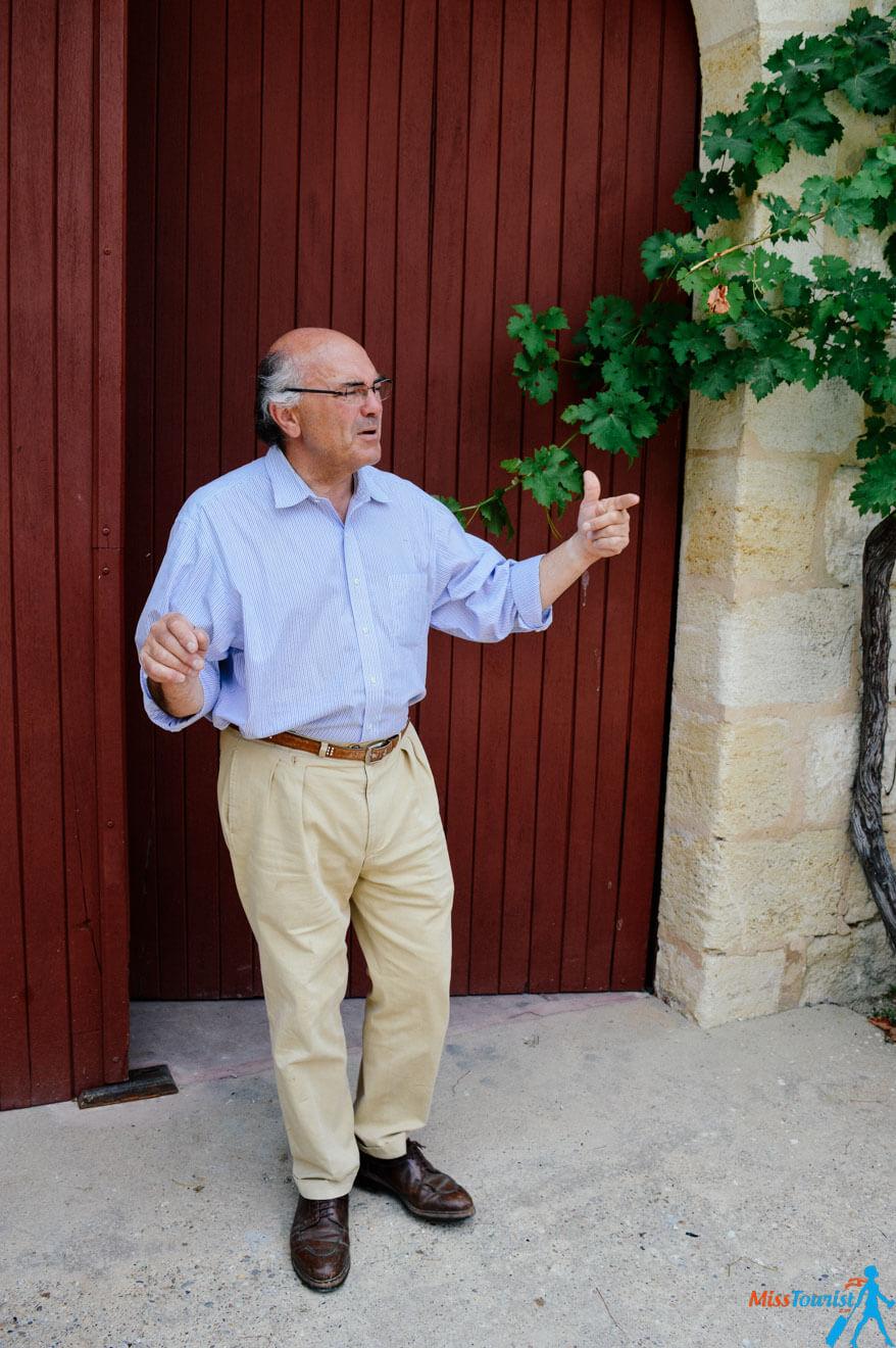 wine tasting tour Bordeaux