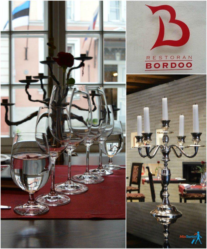 Bordoo restaurant 3 sisters hotel