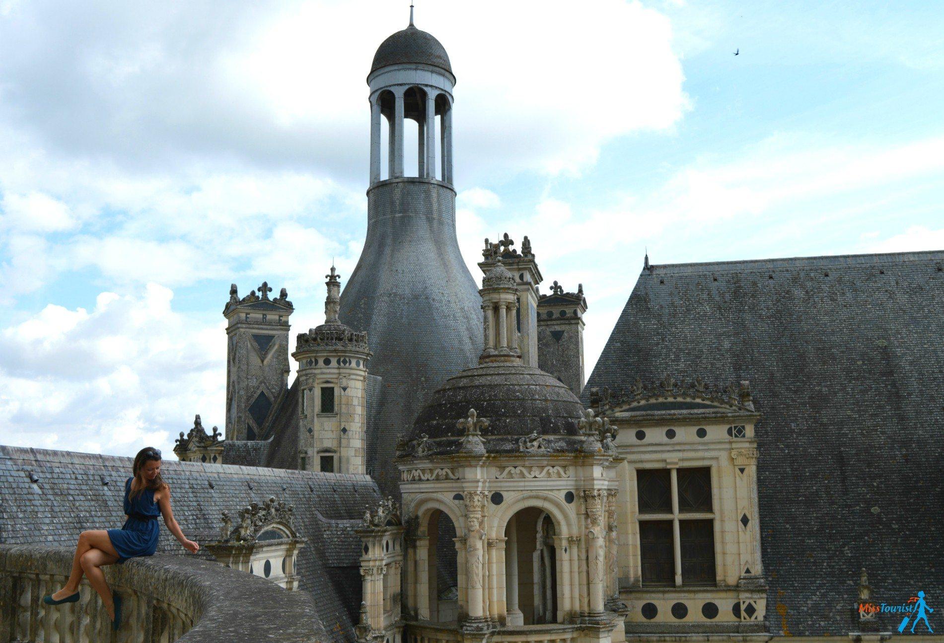 chateau chambord castle france