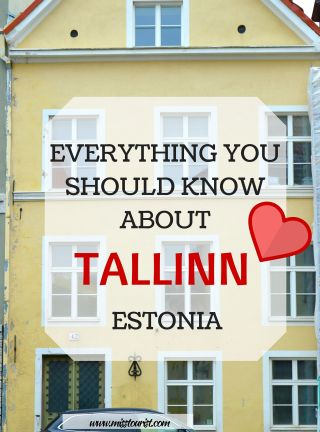 EVERYTHING YOU SHOULD KNOW ABOUT TALLINN PINTEREST