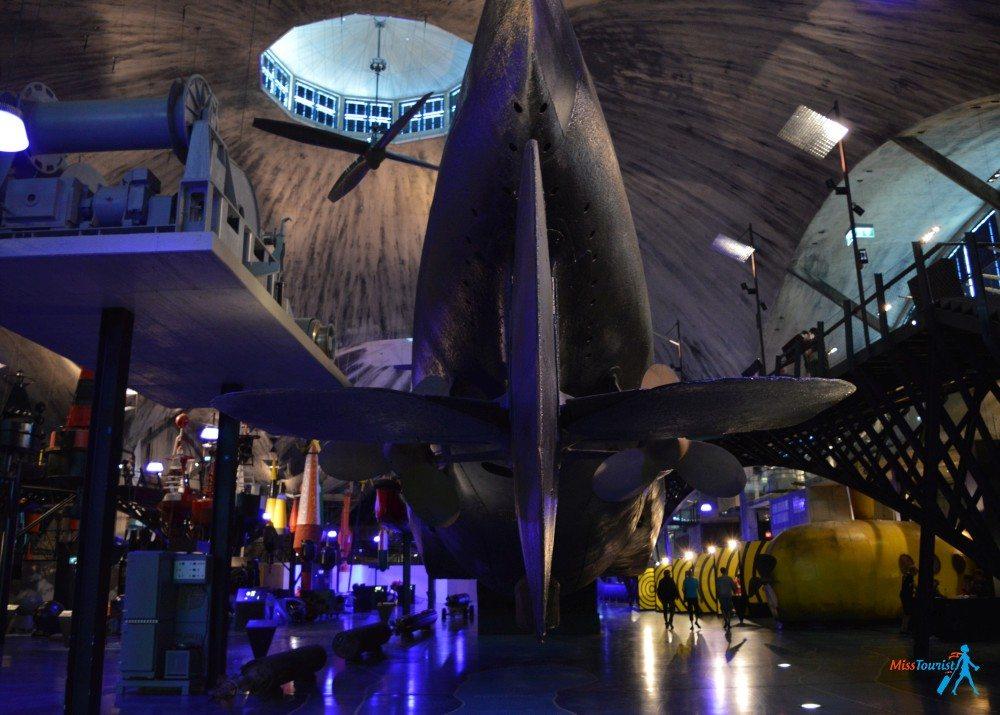 Seaplane Harbour museum Tallinn