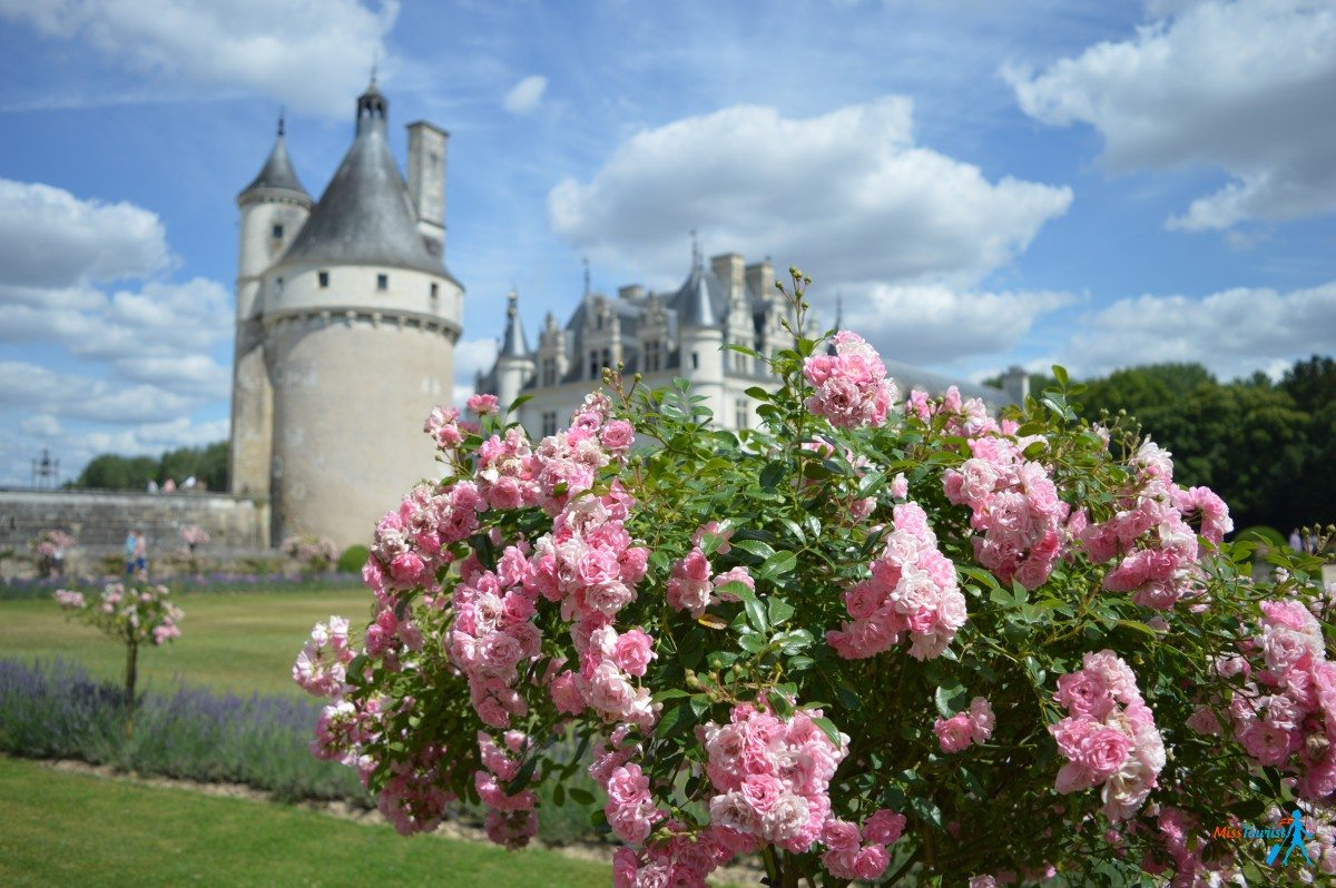 beautiful chateaux chenanceau