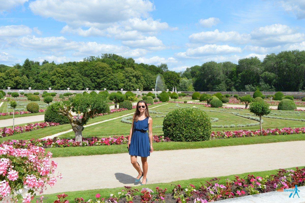chateau chenanceau parks