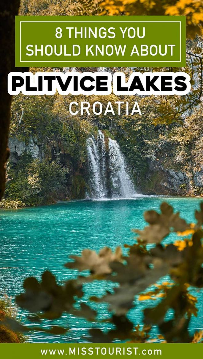 things to do in plitvice lakes