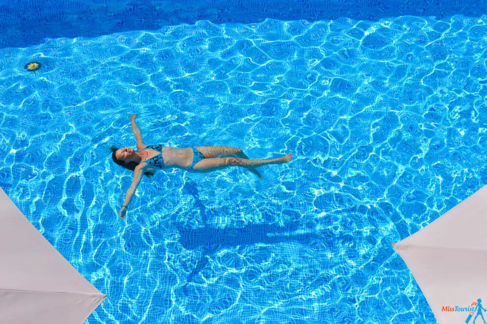 Pula Hotel Istria Oassis swimming pool