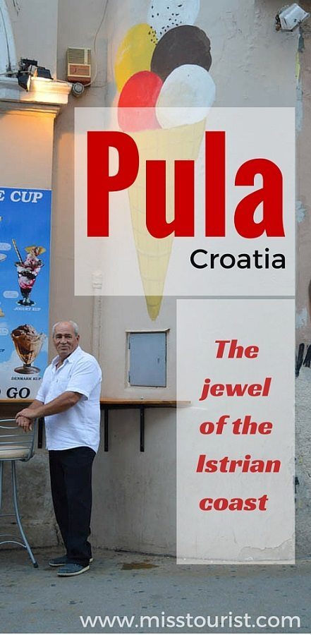 Pula things to do Croatia