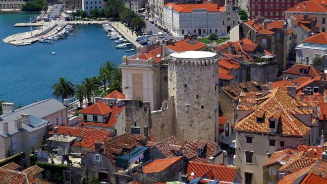 Top 10 Things To Do In Split Croatia split town visit split