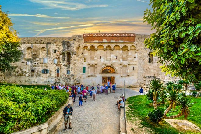 Top 10 Things To Do In Split Croatia diocletian palace split old town