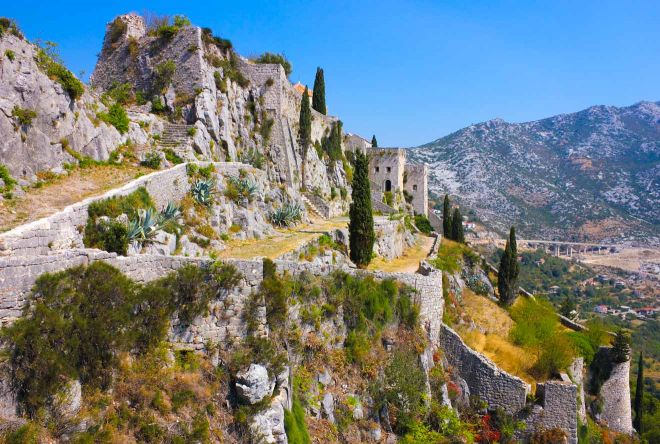 Top 10 Things To Do In Split Croatia klis fortress