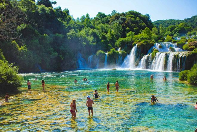 Top 10 Things To Do In Split Croatia krka