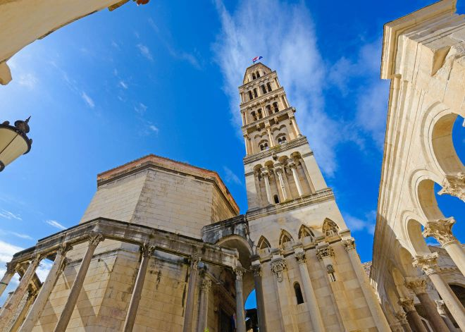 Top 10 Things To Do In Split Croatia saint dominus cathedral visit split