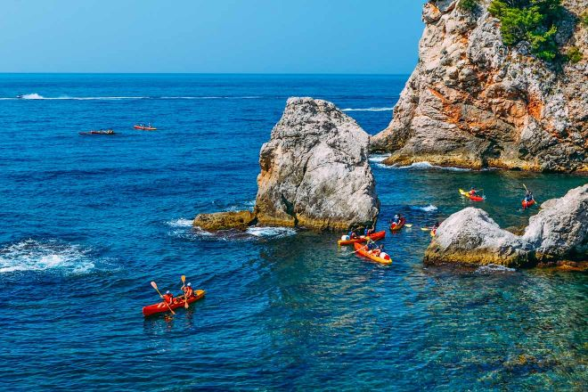 Top 10 Things To Do In Split Croatia sea kayak visit split