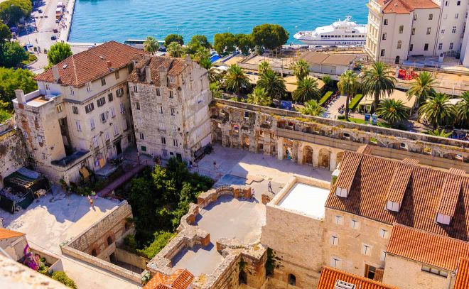 Top 10 Things To Do In Split Croatia split 3 split old town