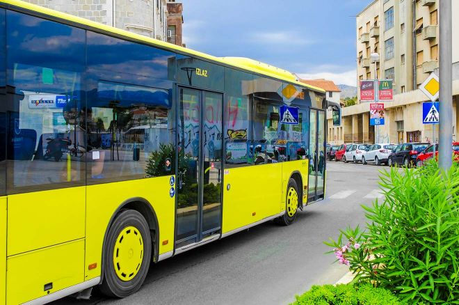 Top 10 Things To Do In Split Croatia split bus
