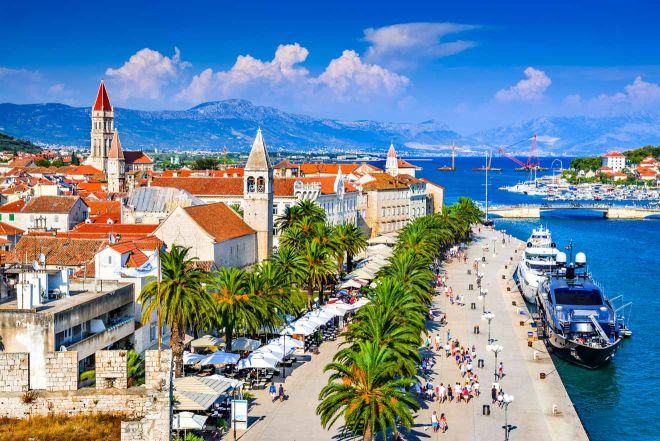 Top 10 Things To Do In Split Croatia trogir croatia