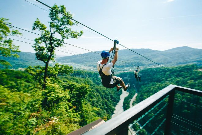 Top 10 Things To Do In Split Croatia zip line