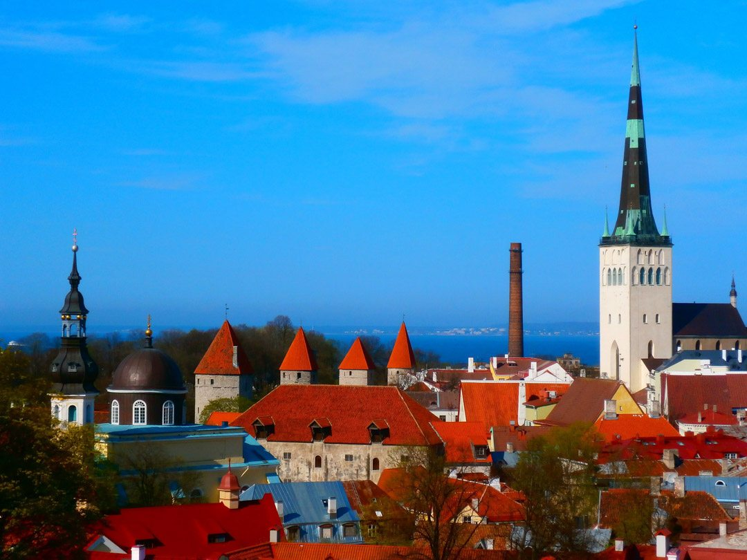 5 Tallinn Estonia view