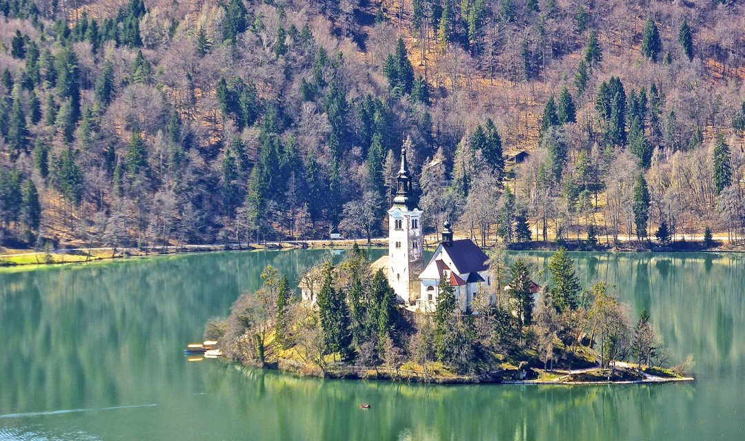 7 Lake Bled Slovenia