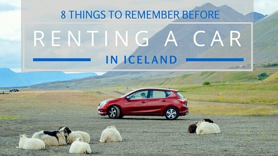 8 things you should know before renting a car in Iceland cover2