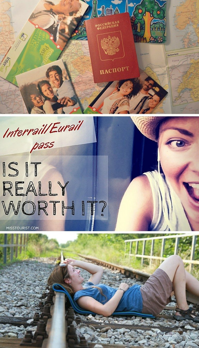 Interrail Eurail pass is it really worth it Pinterest3