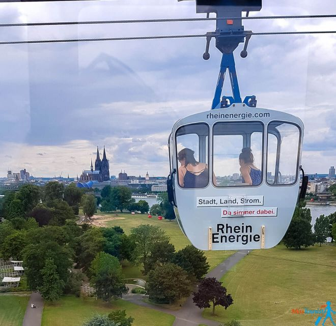 cable cars cologne germany