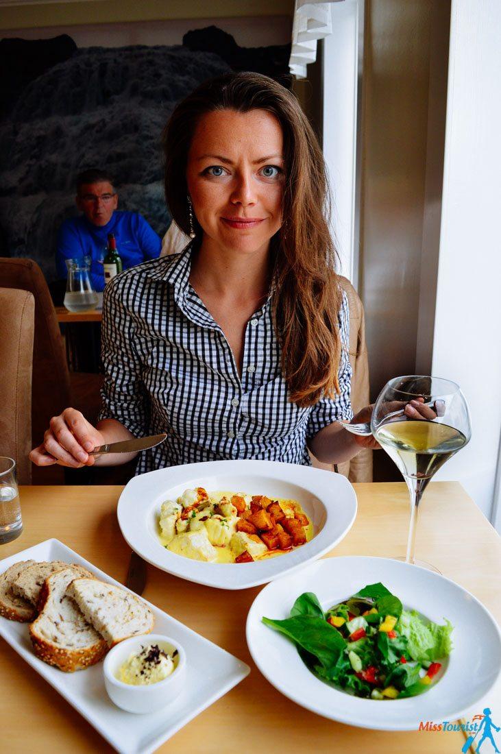 Ísafjörður Talisman restaurant