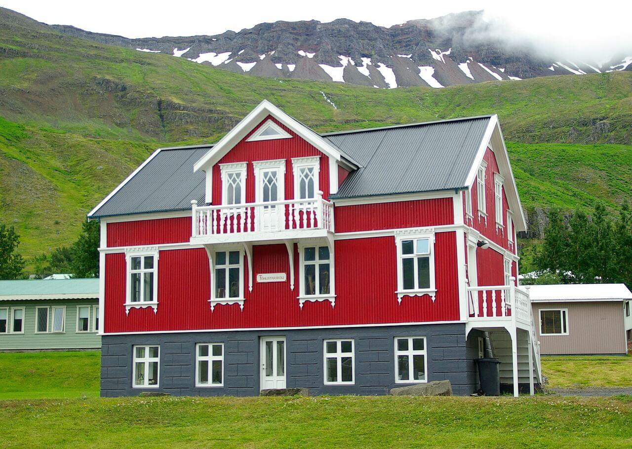 11 Iceland western fjord village