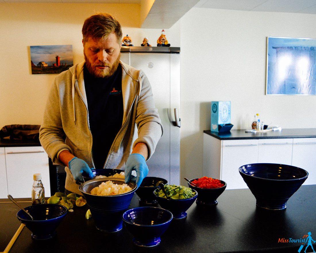 11 Suðureyri fisherman tour