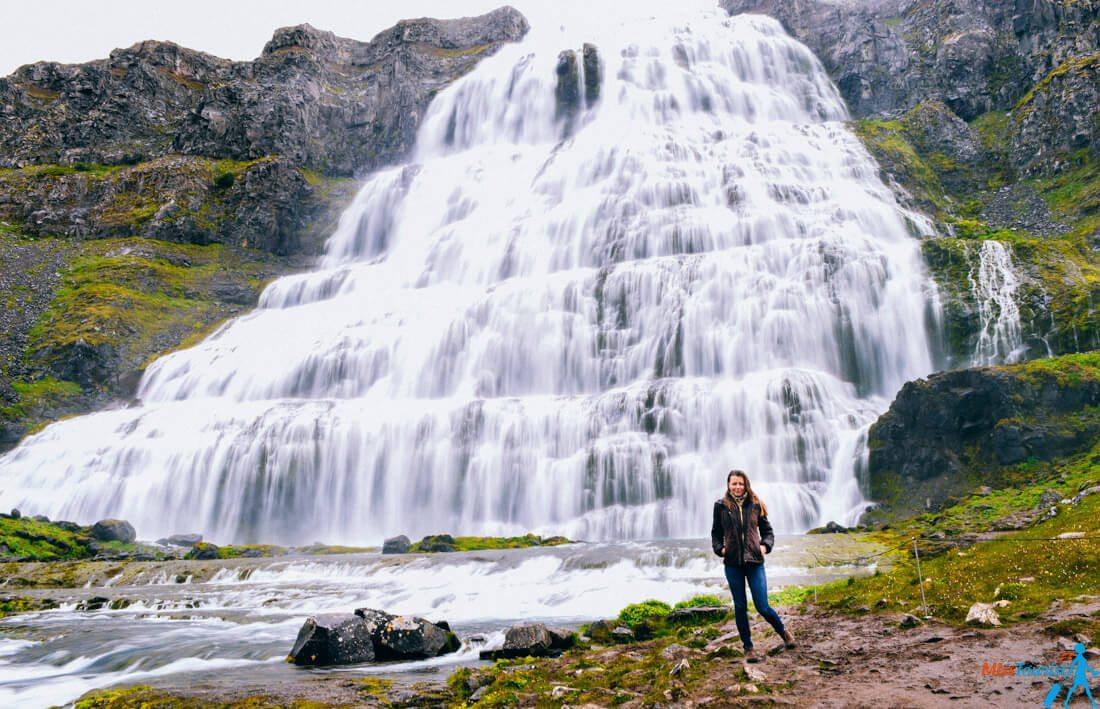 12 Dynjandi waterfall Iceland