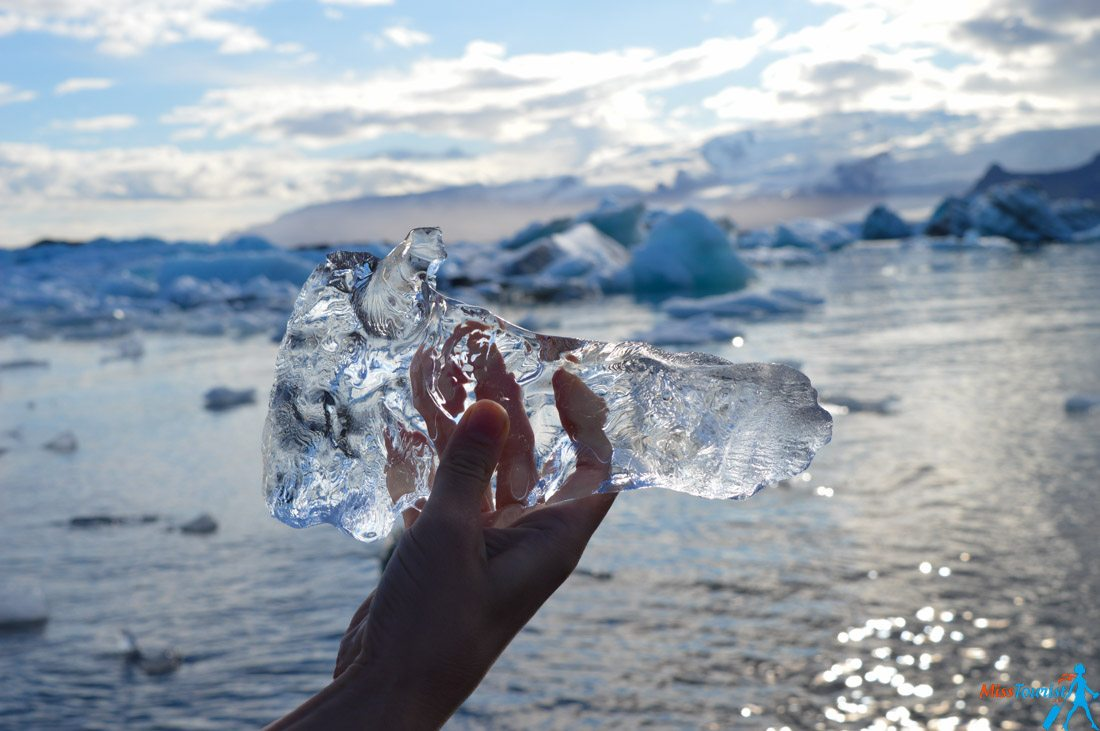 4 Ice in iceland