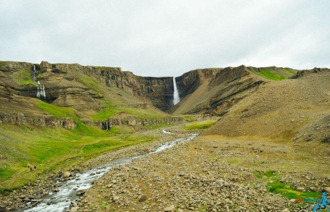 5 Hengifoss Iceland