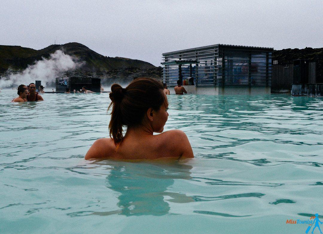 Blue lagoon Reykjavik relax