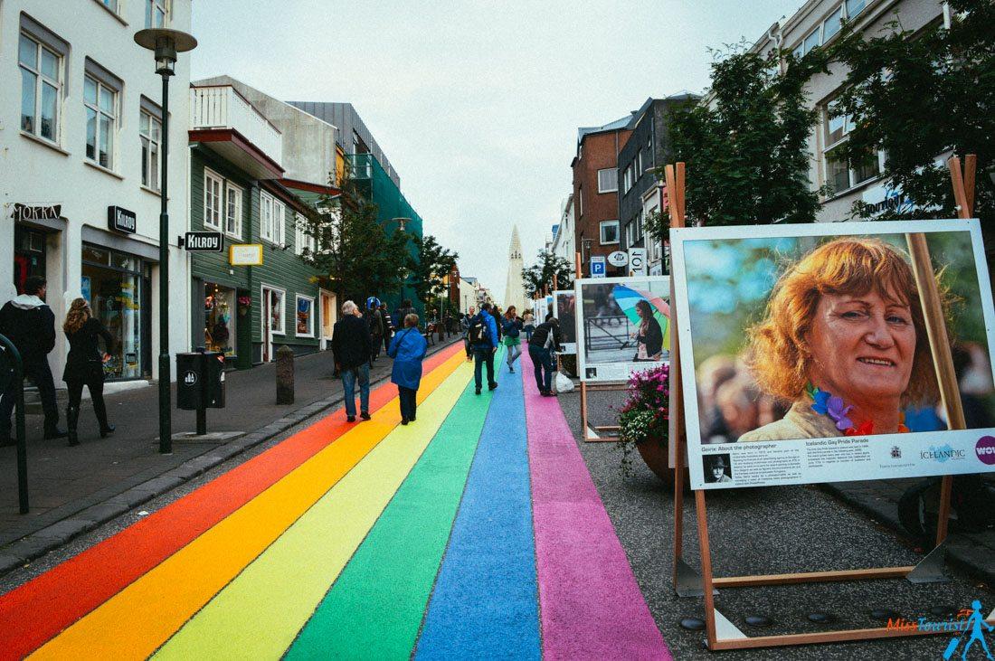 Free walking tour Reykjavik