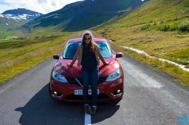 How to choose a car in Iceland