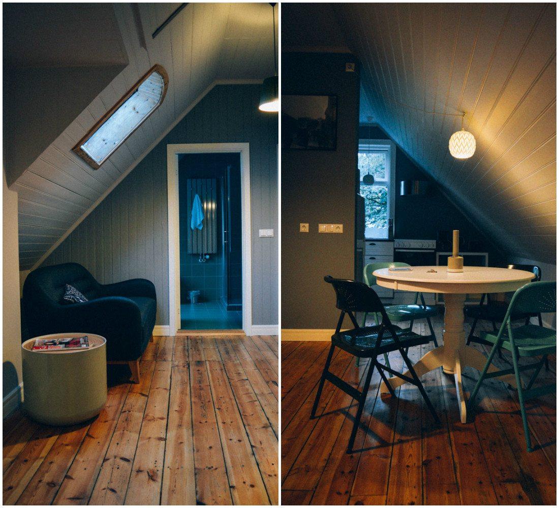 Old Charm apartment Reykjavik