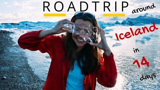 road trip Around Iceland in 14 days