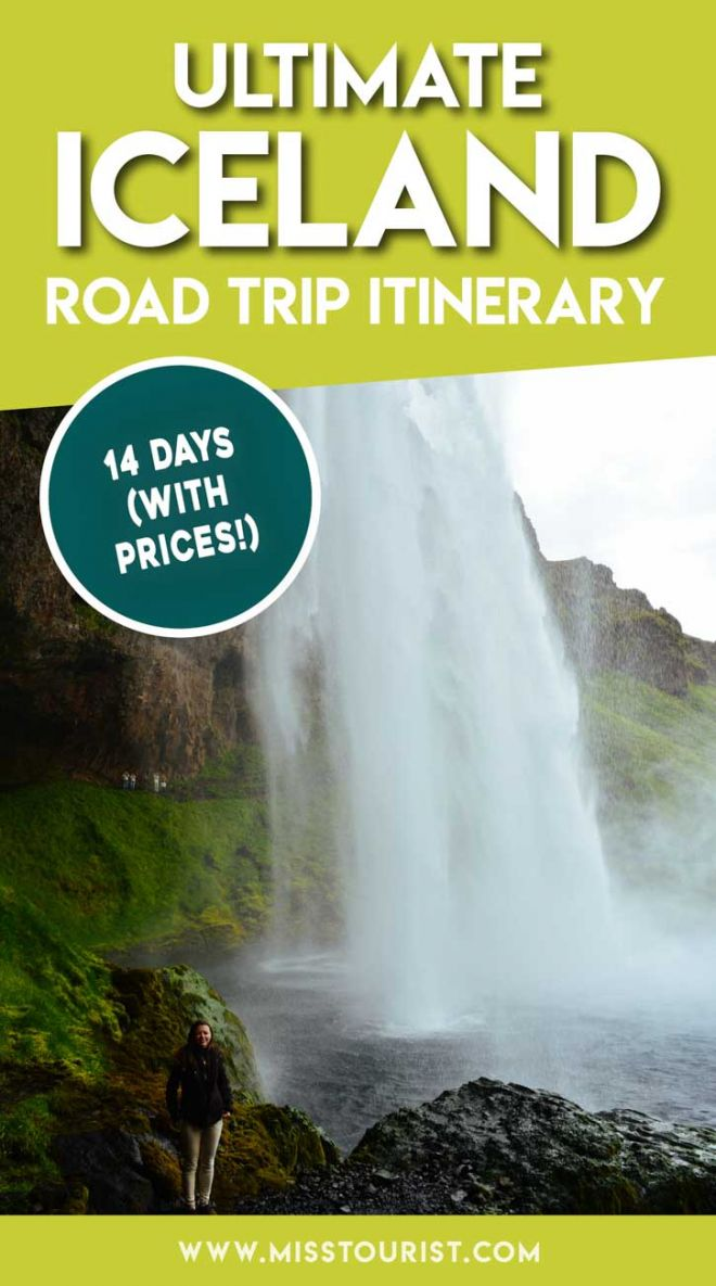 iceland road trip in 14 days