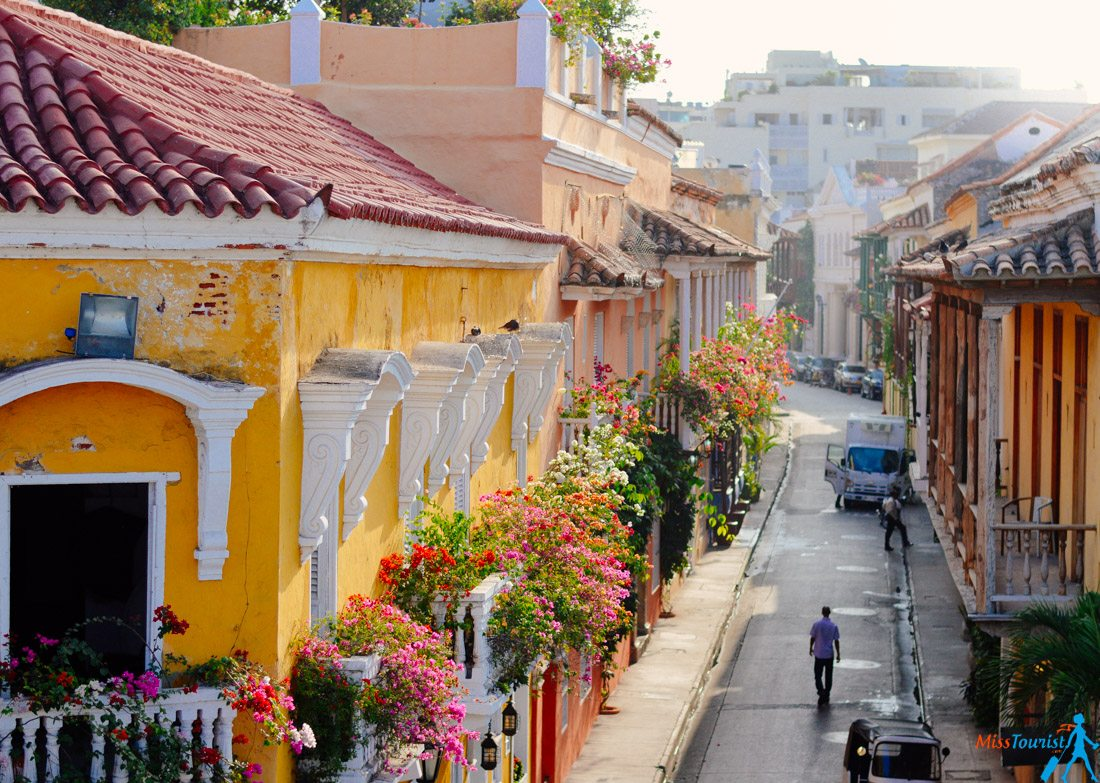 Cartagena Must see places in Colombia