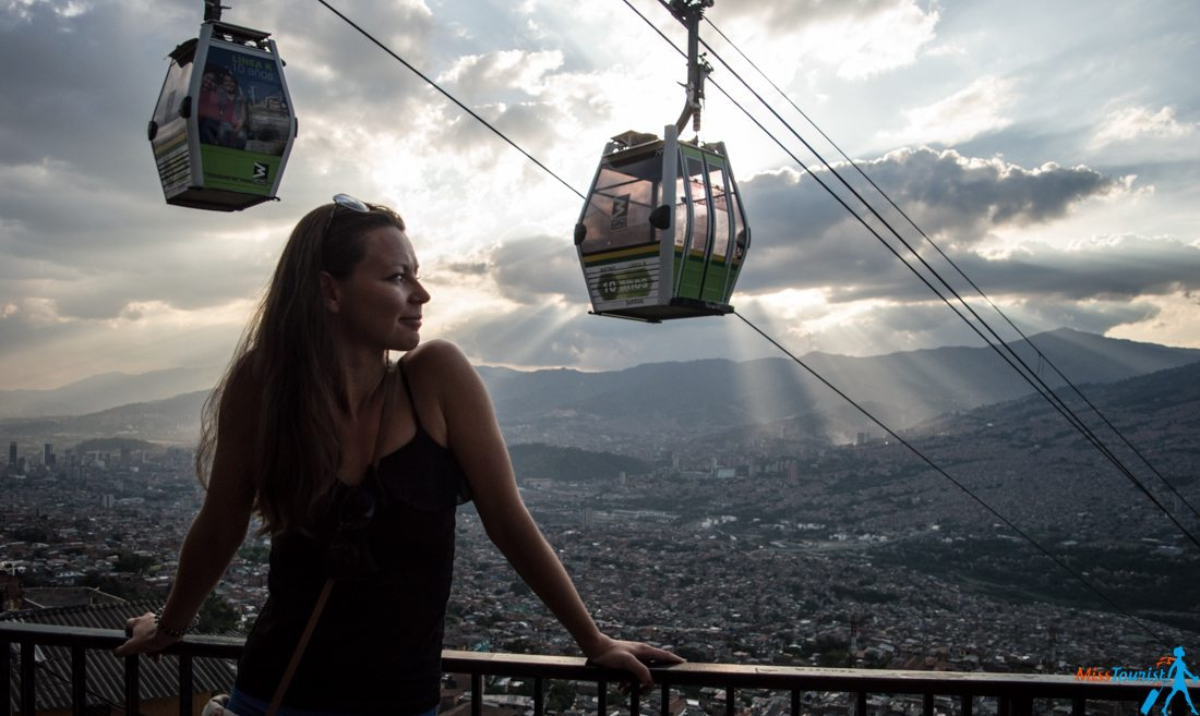 Colombian bucket list Medellin
